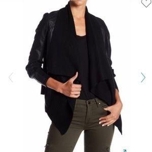 Blank NYC Faux Leather Jacket, US Women's Medium